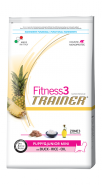 Trainer Fitness3 Puppy Mini Duck&Rice Корм для щенков мелких пород с уткой и рисом (2 кг)