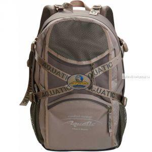 Рюкзак Aquatic рыболовный с мешком для рыбы Р-30м