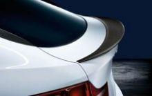 Спойлер на багажник (узкий) Performance для BMW X6 (E71)