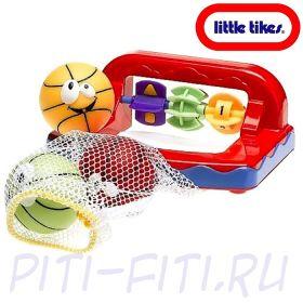 "Little Tikes. Набор для ванны ""Баскетбол"""