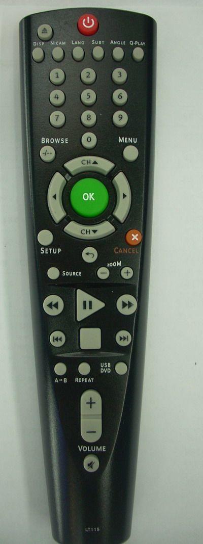 BBK LT115 (TV) черный (LD1506Si, LD1906Si, BBK LD2006Si, LT1506Si, LT2006Si)