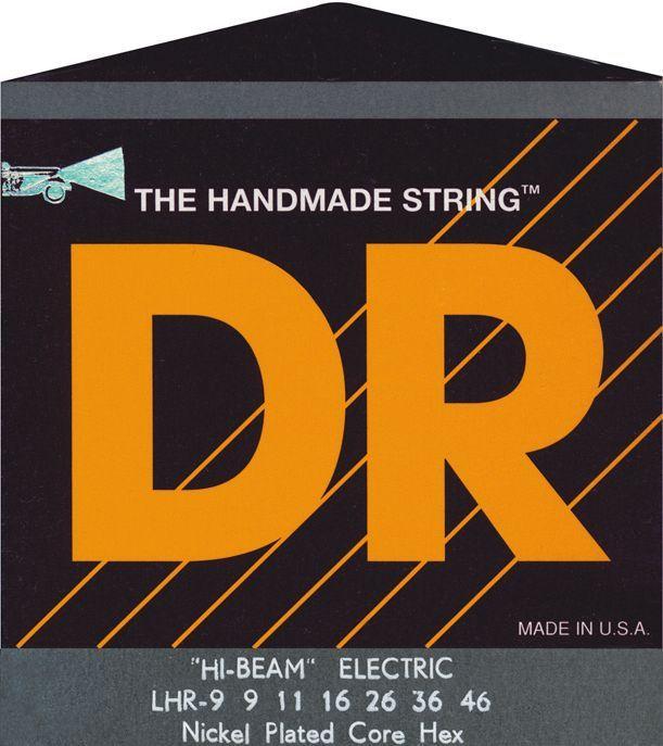 DR LHR-9 Hi-Beam (9-46) Струны для электрогитары