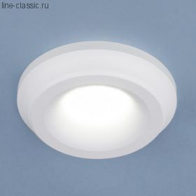 Точ/светильник ES DSHB48 3W 4200K WH белый