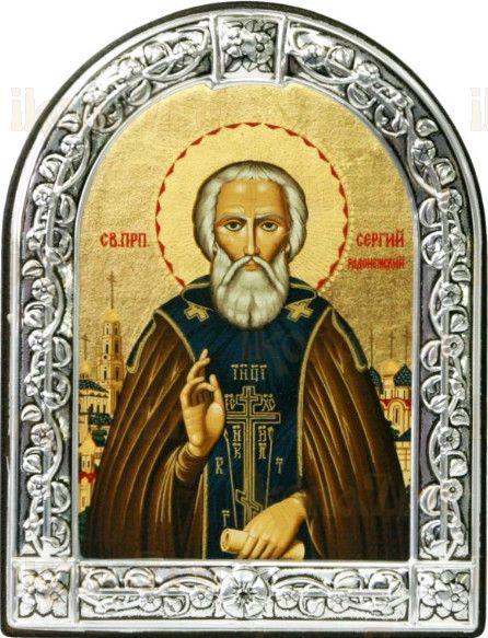 Сергий Радонежский (10х13)