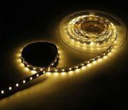 Светодиодная лента 3528 12 V 4.8 W 60 LED (диодов) на 1 м белая-теплая