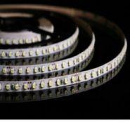 Светодиодная лента в силиконе 3528 12 V 9.6 W 120 LED (диодов) на 1 м белая-холодная