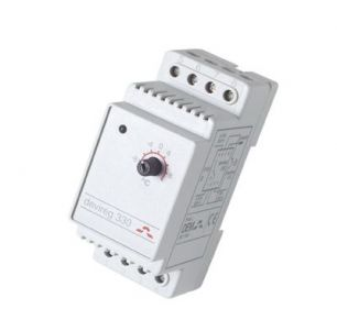 Devi терморегулятор Devireg 330, -10°C-+10°C  с датчиком на проводе.
