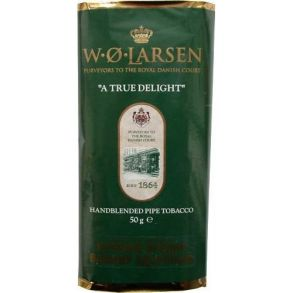 Табак W.O.LARSEN  A TRUE DELIGHT 50гр