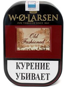 Табак W.O.LARSEN  OLD FASHIONED 100гр