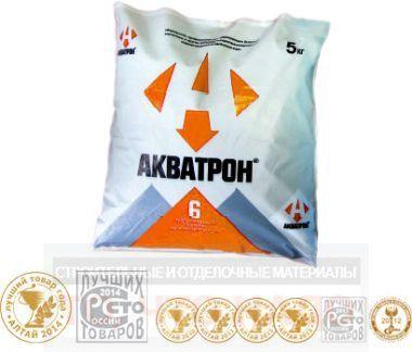 Гидроизоляция АКВАТРОН 6