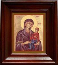 Анна Праведная, Мать Богородицы (21х24), простой киот