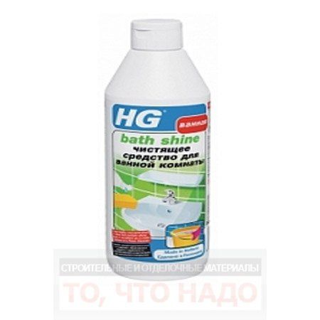 HG Чистящее средство для ванной комнаты