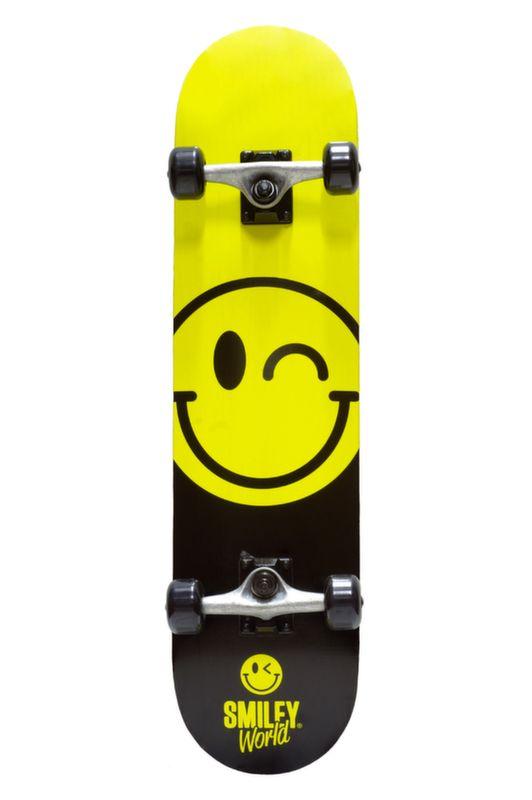 FUN4U SMILEY HAPPY детский подростковый скейтборд