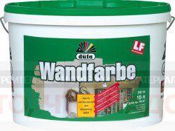 Краска для потолков и стен Dufa Wandfarbe