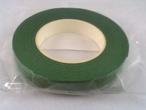 Тейп-лента 12 мм, цвет темно-зеленый (1 упаковка = 5 шт)