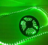Светодиодная лента 5050 12 V 14.4 W  зеленая