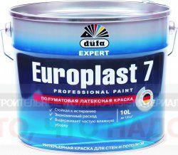 Краска Dufa Europlast 7