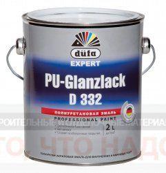 Полиуретановая эмаль Dufa.