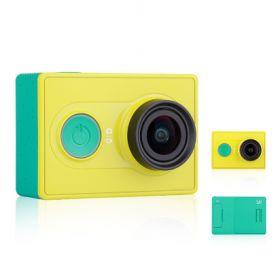 Экшн-камера Xiaomi YI Action Camera Basic Edition (зеленый) УЦЕНКА