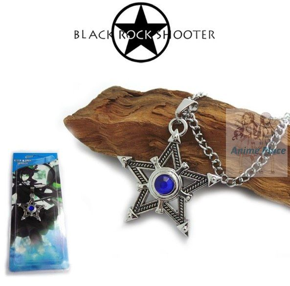 Кулон Black Rock Shooter