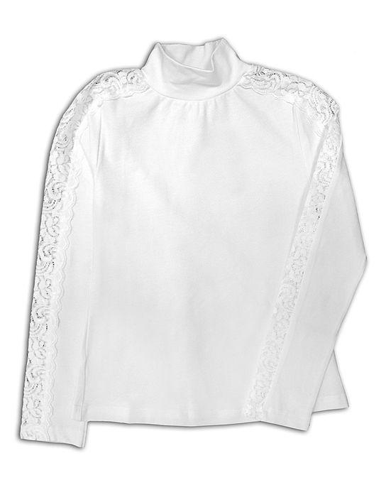 Блуза для девочки Кружево