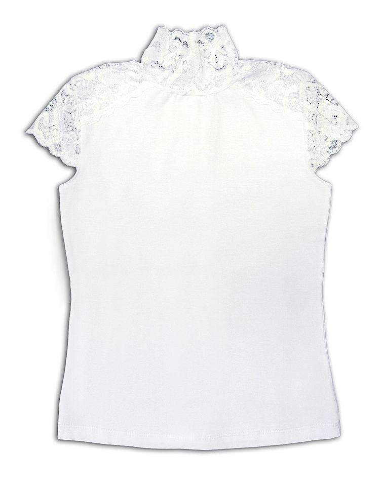 Блуза для девочки Ажур