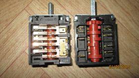 Переключатель жарочного шкафа ПМ-5  ПМ27-2353-УХЛ4