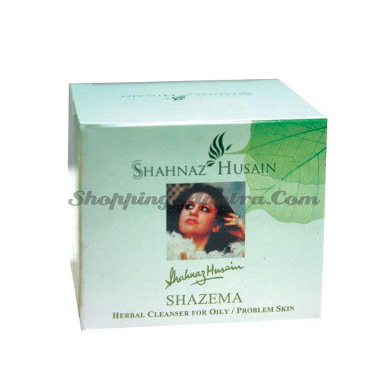 Очищающий крем для жирной и проблемной кожи Шазема Шахназ Хусейн (Shahnaz Shazema Cleanser)