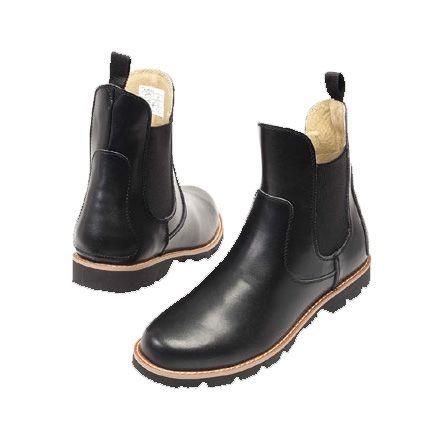"""Зимние ботинки для наездника """"W-Trotting"""". Кожа. Wahlsten"""