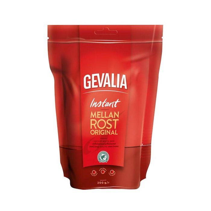 Gevalia original кофе растворимый 200 гр