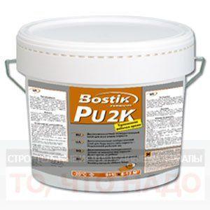 BOSTIK Клей для паркета полиуретановый TARBICOL PU 2K