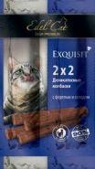 Edel Cat Колбаски для котов и кошек (лосось, форель) (6 шт.)