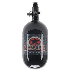 Баллон GI Sportz Carbon 4500psi 68ci (1,1л)