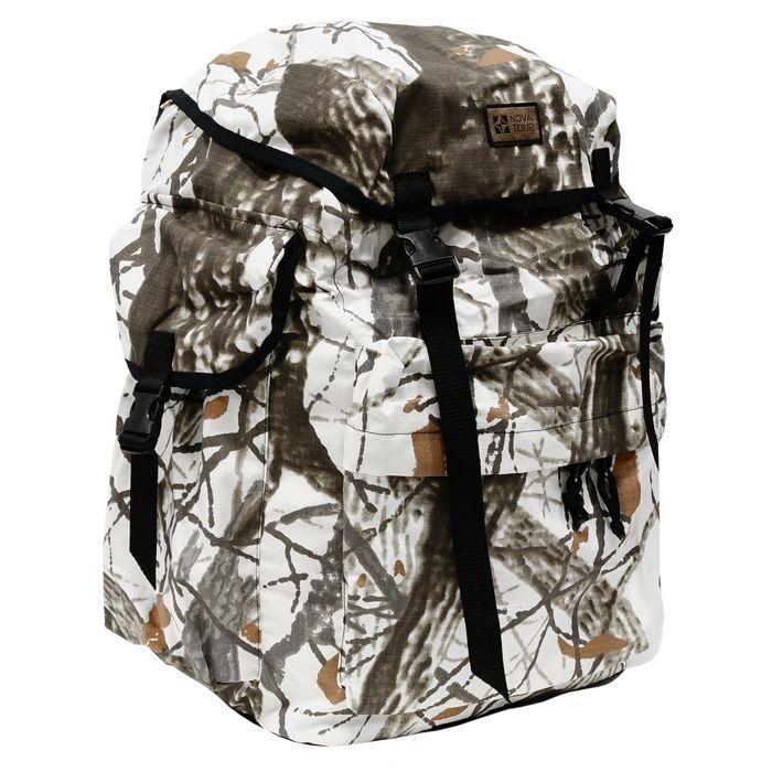 NOVA TOUR СНЕЖНЫЙ 50л рюкзак для охоты и рыбалки