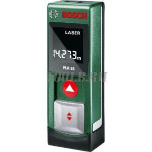 BOSCH PLR 15 - Лазерный дальномер