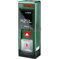 Лазерный дальномер BOSCH PLR 15 (0603672021) - купить в интернет-магазине www.toolb.ru цена и обзор