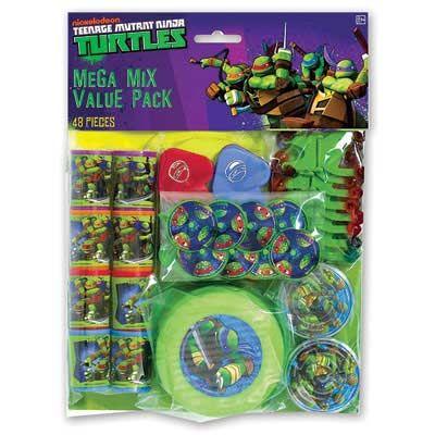 Игрушки для подарков Черепашки-Ниндзя,48