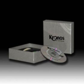 Kronos by Yves Doumergue (Контроль над временем) - Gimmick+mini DVD
