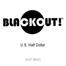 Затемнение - Blackout (US Half Dollar, With DVD) by Brian Platt
