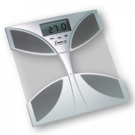 Весы диагностические Momert 5860-0004 (silver/стекло)