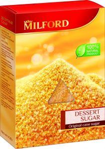MILFORD Десертный сахар мелкие кристаллы 500 г