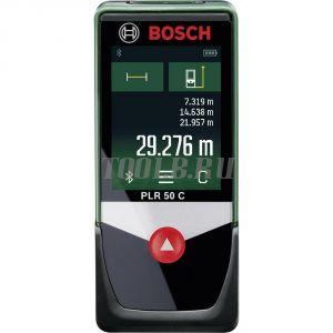 BOSCH PLR 50 C - Лазерный дальномер