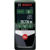 Лазерный дальномер BOSCH PLR 50 C - купить в интернет-магазине www.toolb.ru цена и обзор