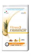 Trainer Fitness3 Adult Mini Rabbit&Potatoes Корм для взрослых собак мелких пород с кроликом и картофелем (2 кг)