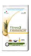Trainer Fitness3 Adult Mini Duck&Rice Корм для взрослых собак мелких пород с уткой и рисом (7,5 кг)