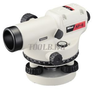 NIKON AP-8 - оптический нивелир