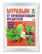 """""""Муравьин"""" средство от садовых муравьев."""