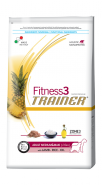 Trainer Fitness3 Adult Medium&Maxi Lamb&Rice Корм для взрослых собак средних и крупных пород с ягненком и рисом (12,5 кг)