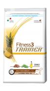 Trainer Fitness3 Adult Medium&Maxi Horse&Peas Корм для взрослых собак средних и крупных пород с кониной и горохом (12,5 кг)