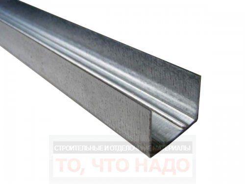Профиль потолочный направляющий ППН 28х27мм 3м